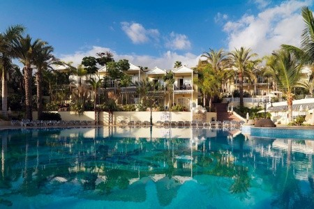 Gran Oasis Resort - letecky z budapešti