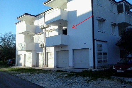 Apartmán Norma Chorvatsko Šibenik last minute, dovolená, zájezdy 2018