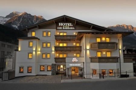 Hotel Die Barbara Schladming Snídaně