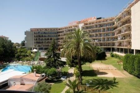 Lloret De Mar / Hotel Samba, Španělsko, Costa Brava