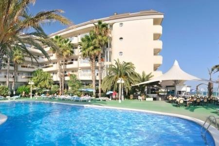 Santa Susanna / Hotel Caprici, Španělsko, Costa Brava