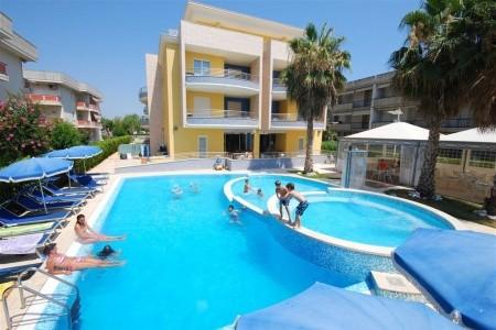 Villa Rosa / Residence Mare Blu - Last Minute a dovolená