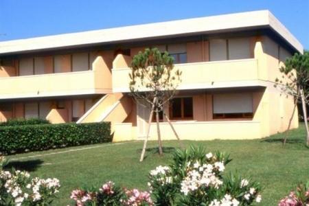 Apartmány Marina Di Bibbona - Toskánsko  - Itálie