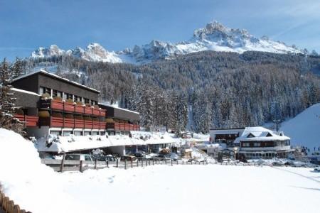 Sporthotel Obereggen, Itálie, Val di Fiemme/Obereggen