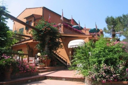 Itálie - Elba / Hotel Elba
