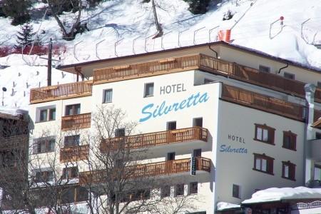 Hotel Silvretta Polopenze