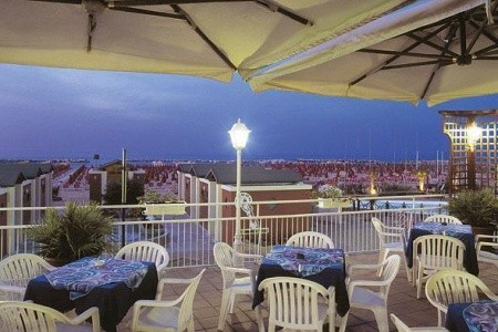 Hotel Nord Est Itálie Emilia Romagna last minute, dovolená, zájezdy 2018