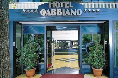 Hotel Gabbiano Snídaně