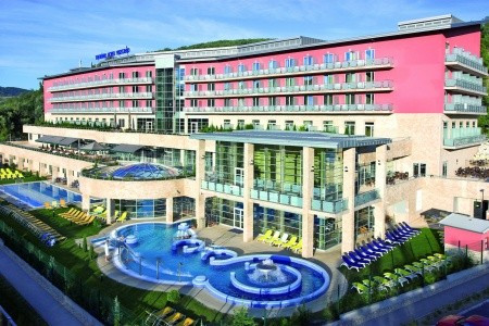 Thermal Hotel Visegrád Polopenze