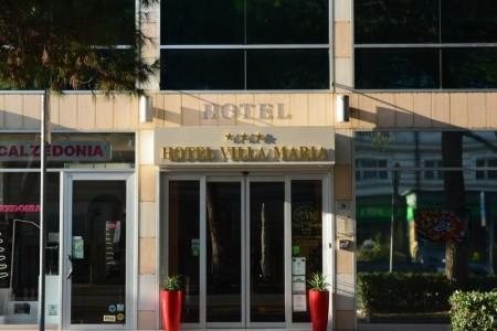 Hotel Villa Maria Tbo- Cesenatico Polopenze