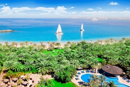 Hotel Sheraton Jumeirah Beach Resort - Letecky All Inclusive