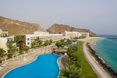 Hotel Radisson Blu Resort Fujairah - Letecky All Inclusive