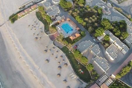 Umm Al Quwain Beach Hotel Polopenze