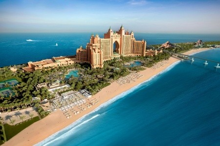 Atlantis The Palm - v prosinci