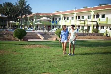 Bin Majid Flamingo Beach Resort - all inclusive