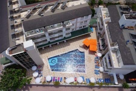 Turecko - Kemer / Viking Apart Hotel