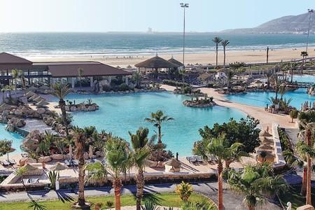 Maroko - Agadir / Hotel Riu Tikida Dunas