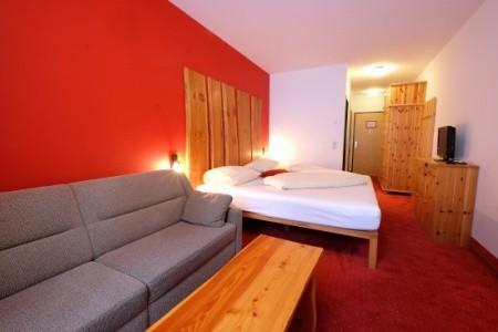 Nassfeld,sonnleiten, Hotel Marcius *** S Bazénem Polopenze