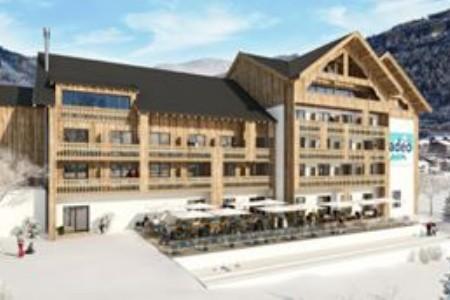 Hotel Adeo Alpin***, Zima Bez stravy