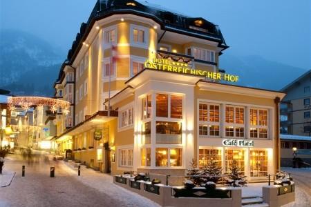 Kurhotel Österreichischer Hof Polopenze
