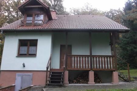 Chata Duchonka - Nemečky - v červnu