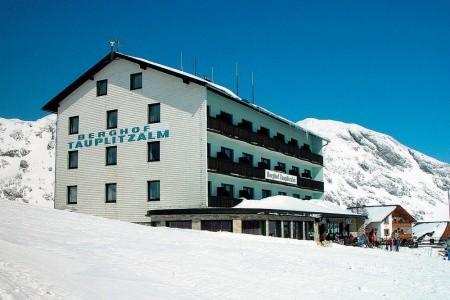 Hotel Berghof Tauplitzalm Polopenze