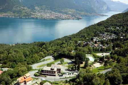Hotel Mirabeau S Bazénem Pig– Bellagio / Lago Di Como Polopenze