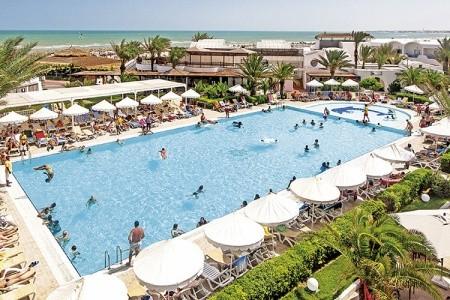 Tunisko - Djerba / Hotel Meninx Resort & Aquapark