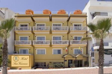 Hotel San Vincenzo Snídaně