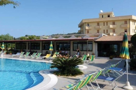 Hotel Sciaron Itálie Kalábrie last minute, dovolená, zájezdy 2017