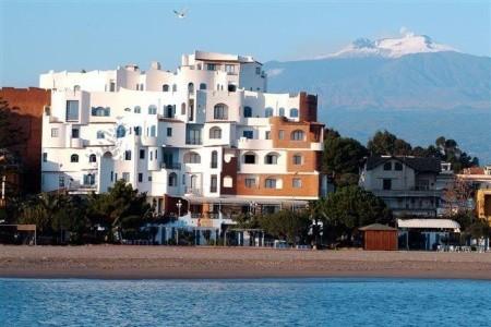 Hotel Sporting Baia, Itálie, Sicílie