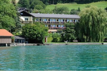Weyregg, Strandhotel Weyregg*** (Jezero Attersee) - Léto - Last Minute a dovolená