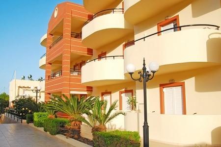 Apartmánový Dům Elpis, Řecko, Kréta