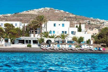 Aparthotel Sigalas, Řecko, Santorini