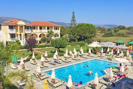 Nejlevnější Řecko v létě