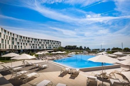 Family Hotel Amarin, Chorvatsko, Rovinj