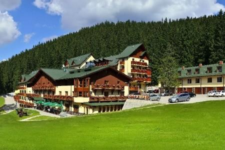 Silvestr 2018 - Družba Ski & Wellness Residence, Slovensko, Nízké Tatry