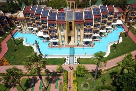 Hotel Tth Family Life Pascha Bay, Turecko, Alanya
