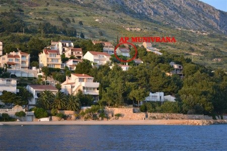 Apartmány Munivrana