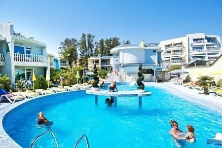 Hotel Jasmin, Bulharsko, Kiten