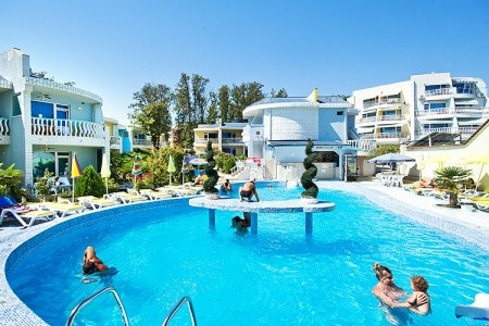 Hotel Jasmin - letecky all inclusive