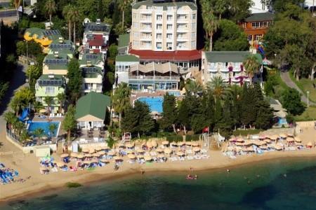Incekum Su, Turecko, Antalya