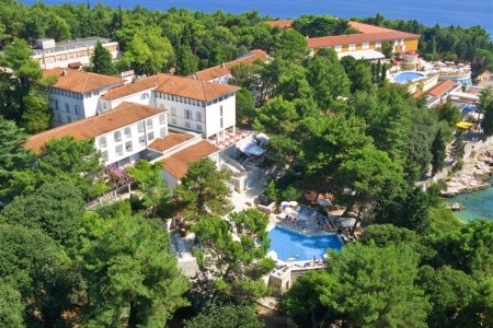 Hotel Marina - Vlastní Doprava, Chorvatsko, Rabac