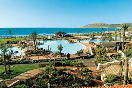 Clubhotel Riu Tikida Dunas Maroko Agadir last minute, dovolená, zájezdy 2018