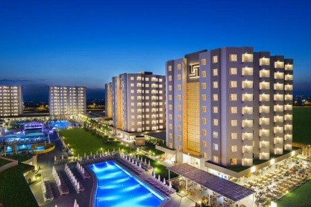 Grand Park Lara All Inclusive Super Last Minute