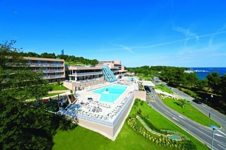 Hotel Laguna Molindrio, Chorvatsko, Poreč
