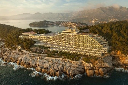 Hotel Croatia - u moře