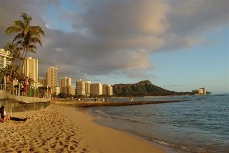 Havajské ostrovy- Oahu a Maui