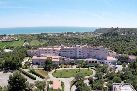 Prázdninový Komplex Il Belvedere Eu– Vieste - Last Minute a dovolená