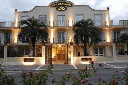 Hotel Villa Daphne - N - v srpnu